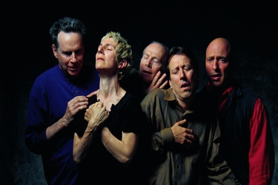 Bill Viola. The Quintet of the Astonished