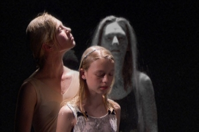 Bill Viola. Three Women